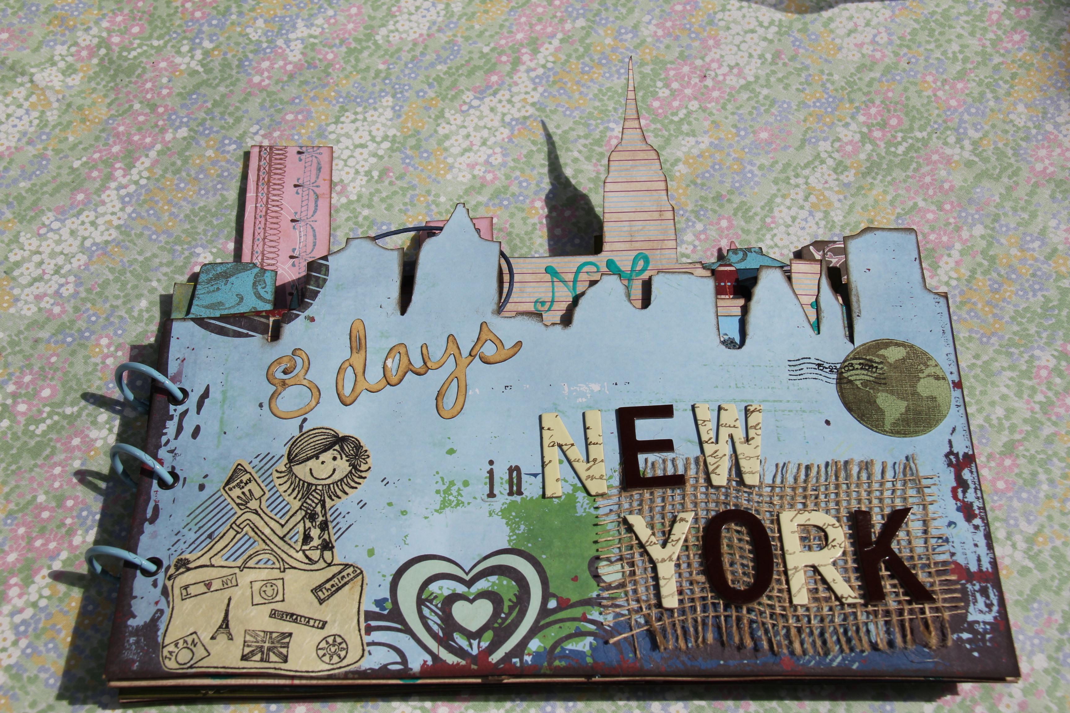 Album New York  Marie sblog