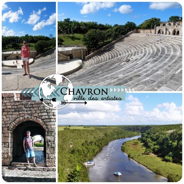 chavron